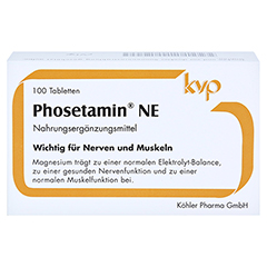 Phosetamin NE 100 Stück - Vorderseite