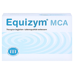 EQUIZYM MCA Tabletten 100 Stück - Vorderseite