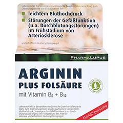 ARGININ plus Folsäure 120 Stück - Vorderseite