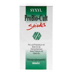 Probio Cult Sticks Syxyl Beutel 30 Stück - Vorderseite