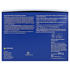 ORTHOMOL Natal 30 Btl.Granulat/Kaps. Kombipackung 1 Stück - Linke Seite