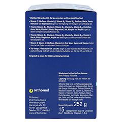 ORTHOMOL Vital M 15 Granulat/Kaps.Kombipackung 1 Stück - Linke Seite
