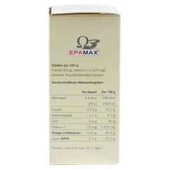 EPAMAX Kapseln 90 Stück - Linke Seite