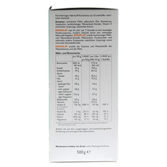 BONOLAT Grandel Pulver 500 Gramm - Linke Seite