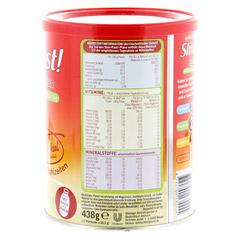 SLIM FAST Drink Pulver Vanille 438 Gramm - Linke Seite