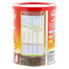 SLIM FAST Drink Pulver Schoko Royale 450 Gramm - Linke Seite