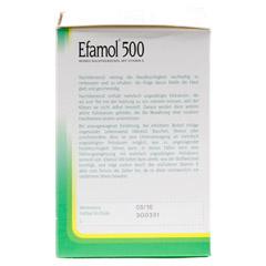 EFAMOL 500 Kapseln 240 Stück - Linke Seite