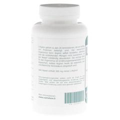 L-ARGININ 500 mg Kapseln 250 Stück - Linke Seite