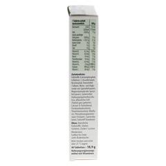 TAXOFIT Vitamin B Komplex Depot Tabletten 40 Stück - Linke Seite