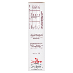 DOPPELHERZ Jod+Folsäure+Eisen Tabletten 45 Stück - Linke Seite