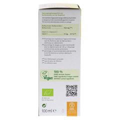 Citroplus 800 Bio Grapefruit Kern Extrakt Liquidum 100 Milliliter - Linke Seite