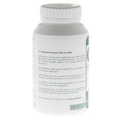 GABA 500 mg vegetarische Kapseln 200 Stück - Linke Seite