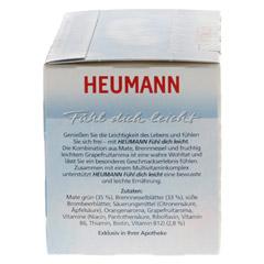 HEUMANN Tee fühl dich leicht Filterbeutel 20 Stück - Rechte Seite