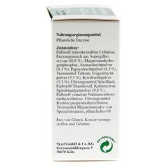 REGAZYM Plus Syxyl Tabletten 120 Stück - Rechte Seite
