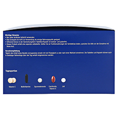 ORTHOMOL Immun 30 Tabl./Kaps.Kombipackung 1 Stück - Rechte Seite