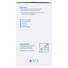 BASICA Vital Pulver 800 Gramm - Rechte Seite