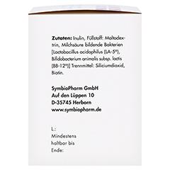 SYMBIOLACT pur Nahrungsergänzungsmittel Pulver 30x1 Gramm - Rechte Seite