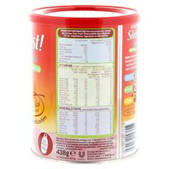 Slim-Fast Drink Pulver Erdbeere 438 Gramm - Rechte Seite