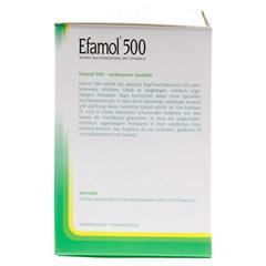 EFAMOL 500 Kapseln 240 Stück - Rechte Seite
