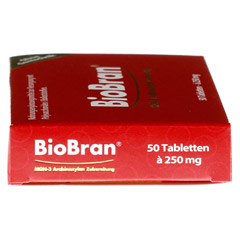 BIOBRAN 250 Tabletten 50 Stück - Rechte Seite