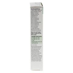 TAXOFIT Vitamin B Komplex Depot Tabletten 40 Stück - Rechte Seite