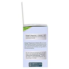 KNEIPP Magnesium+Calcium Tabletten 150 Stück - Rechte Seite