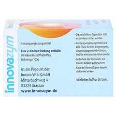 INNOVAZYM Tabletten 98 Stück - Rechte Seite