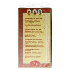 KAPHA Tee kbA Filterbeutel 18 Gramm - Rechte Seite