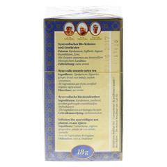 PITTA Tee kbA Filterbeutel 18 Gramm - Rechte Seite