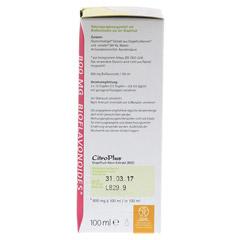 Citroplus 800 Bio Grapefruit Kern Extrakt Liquidum 100 Milliliter - Rechte Seite