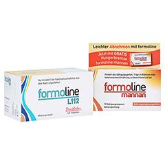 FORMOLINE L112 dranbleiben Tabletten + gratis formoline mannan 160 Stück
