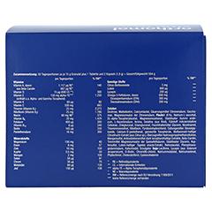 ORTHOMOL Vital M Grapefruit Granulat/Kaps. 30 Stück - Rückseite