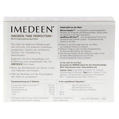 IMEDEEN time perfection Tabletten 60 Stück - Rückseite