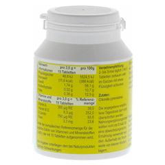 NEPRO-RELLA Tabletten 400 Stück - Rückseite