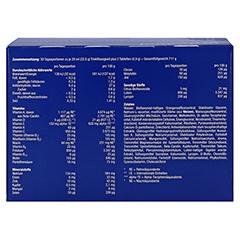 ORTHOMOL Immun Trinkfläschchen 30 Stück - Rückseite