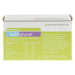 NUTRIGLUCAN Tabletten 90 Stück - Rückseite