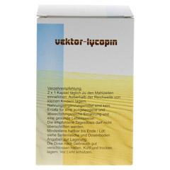 VEKTOR Lycopin Kapseln 180 Stück - Rückseite