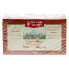 KAPHA Tee Filterbeutel 30 Gramm - Rückseite
