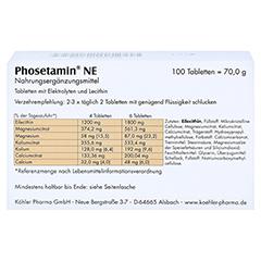 Phosetamin NE 100 Stück - Rückseite