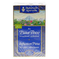 PITTA Tee kbA Filterbeutel 18 Gramm - Rückseite