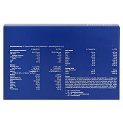 ORTHOMOL Immun Direktgranulat Himbeer/Menthol 30 Stück - Rückseite
