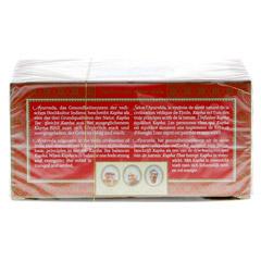 KAPHA Tee Filterbeutel 30 Gramm - Oberseite