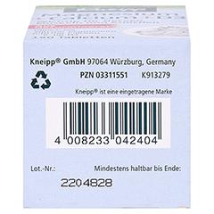 KNEIPP Magnesium+Calcium Tabletten 150 Stück - Unterseite