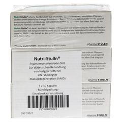 NUTRI STULLN Kapseln 3x30 Stück - Unterseite