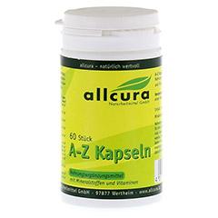A-Z Kapseln mit Mineralstoffen und Vitaminen 60 Stück