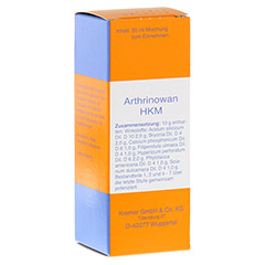 ARTHRINOWAN HKM Tropfen 50 Milliliter N1