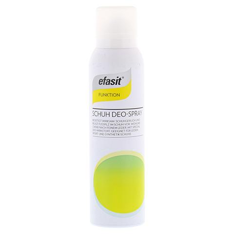 EFASIT Schuh Deospray Feiner Ledergeruch 150 Milliliter