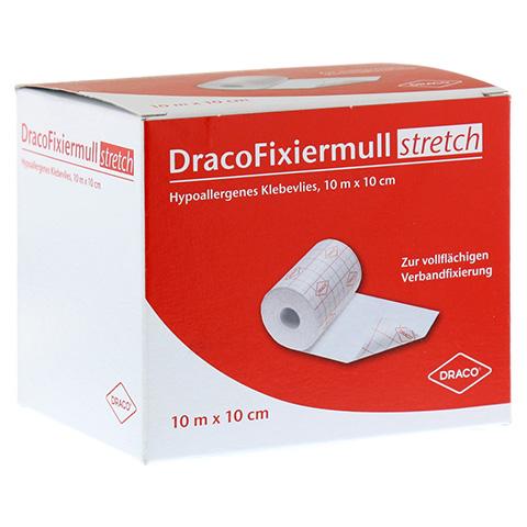 DRACOFIXIERMULL stretch 10 cmx10 m 1 Stück