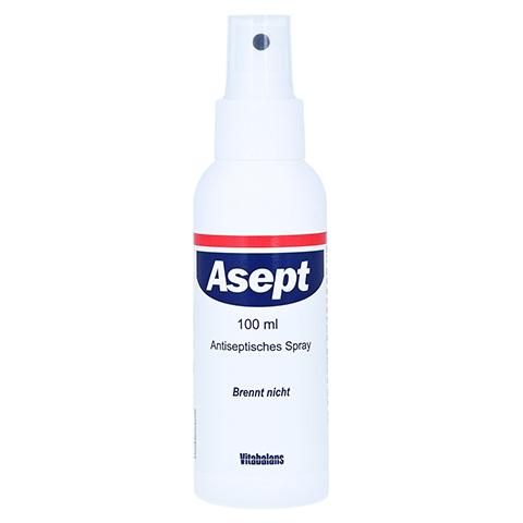 ASEPT Desinfektionsspray 100 Milliliter