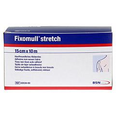 FIXOMULL stretch 15 cmx10 m 1 Stück - Vorderseite